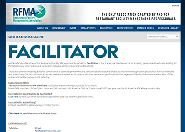 Facilitator Magazine