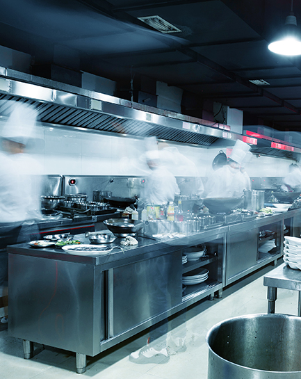 Fire Protection Systems For Restaurants